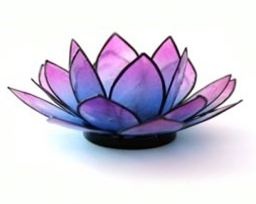 Lotus Flower Candleholder