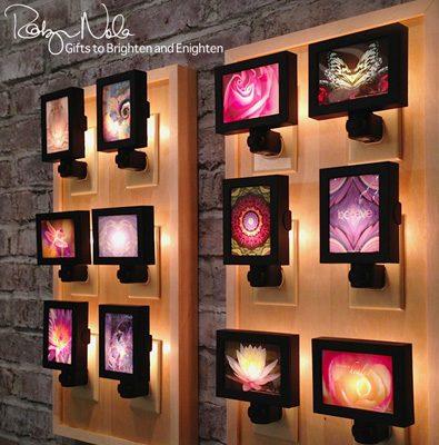 Night Light Displays